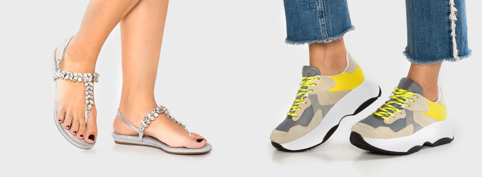 Tendenze scarpe primavera estate 2018 983e7840771