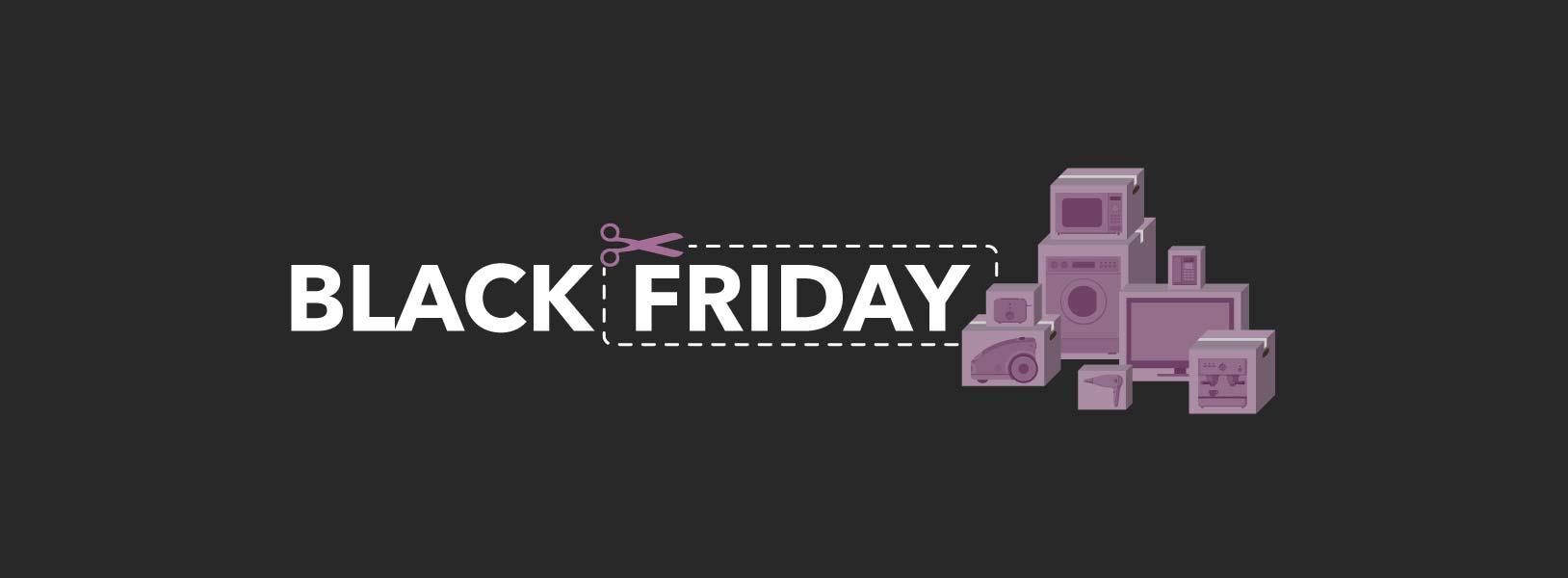 Black Friday: il tanto atteso venerdì nero