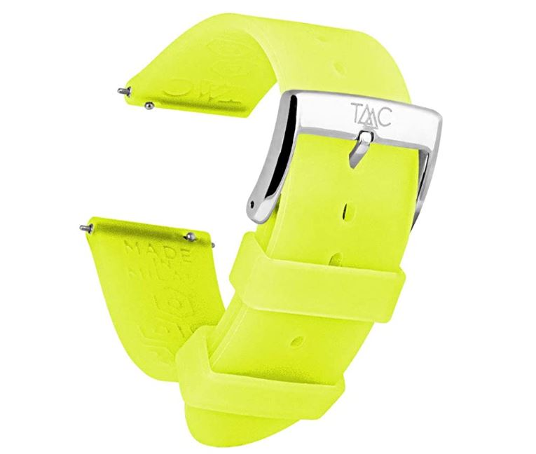 Codice sconto 50% cinturino orologi e smartwatch fluoo