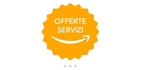 eb5d80a5abd89b Offerte lampo 70% Amazon luglio 2019 + 5% di Cashback