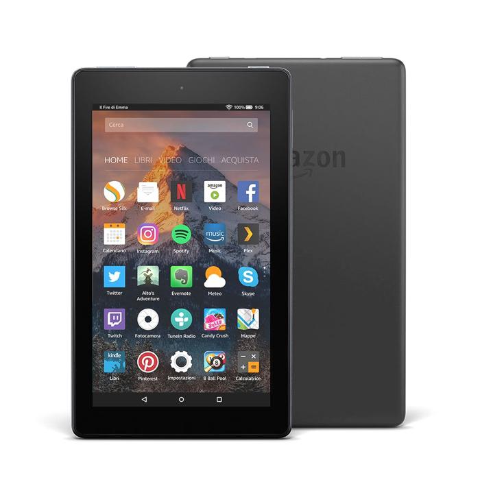Buono sconto -20€ tablet Fire 7