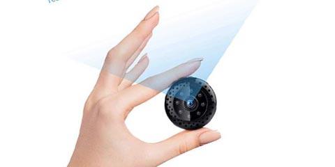 Codice sconto 40% mini telecamera spia