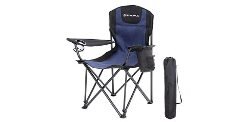 Codice sconto 35% sedia da campeggio blu