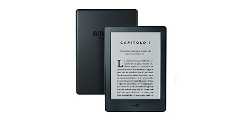 Sconto 13% Kindle touch