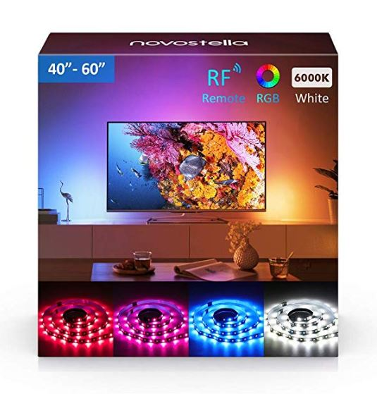 Coupon 50% striscia luci LED flessibile 2 mt