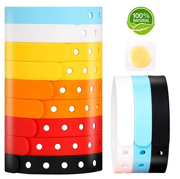 Coupon 4€ braccialetti antizanzare