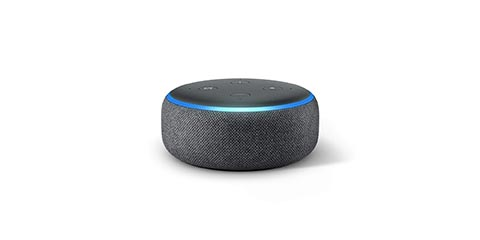 Sconto 20€ Echo Dot