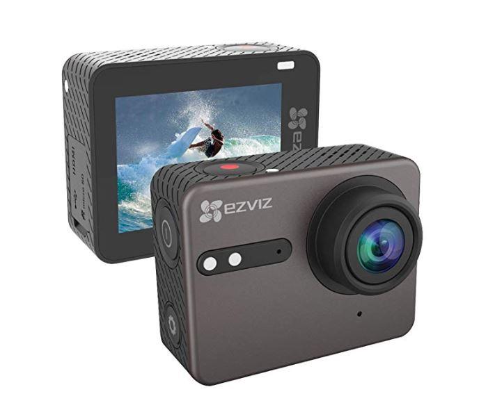Codice sconto 70€ action cam